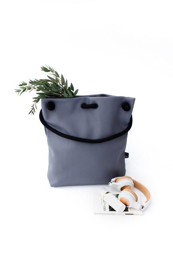 CLASSIC GREY BAG-BACKPACK