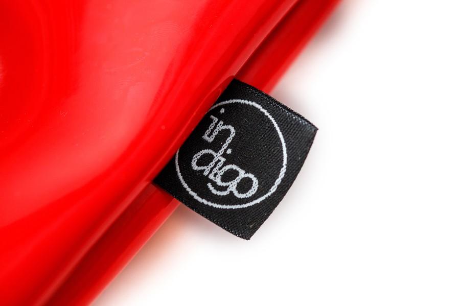 LACK RED BAG-BACKPACK