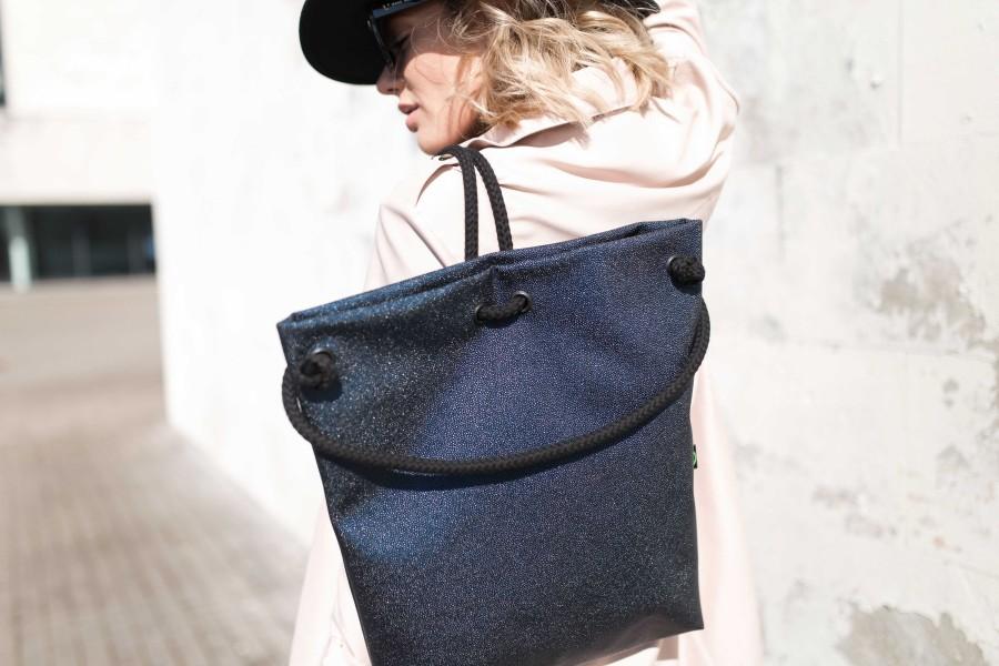 RAJA BLUE BAG-BACKPACK