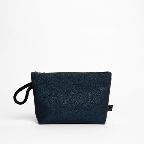RAJA BLUE CLUTCH BAG 2in1