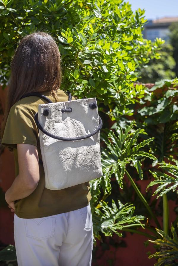 ANANAS NATURAL BAG-BACKPACK S size